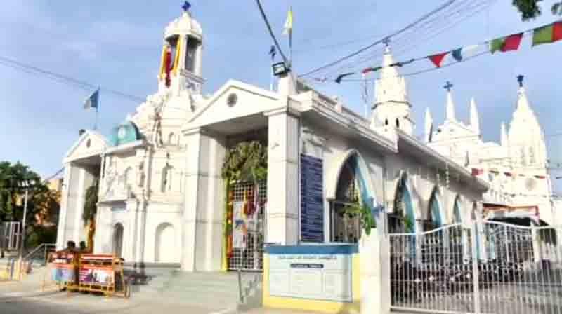 Tuticorin Church - Updatenews360