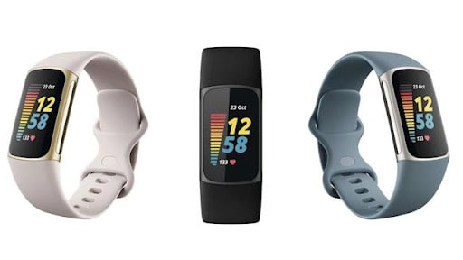 Fitbit has launched its latest health and fitness tracker, the Charge 5, in India