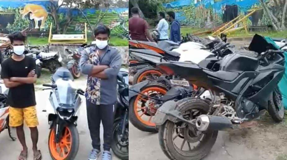Bike Theft Arrest -Updatenews360