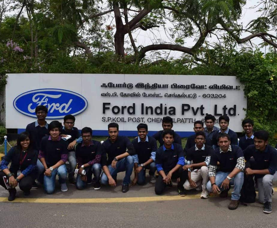 Ford Motor to cease production in India