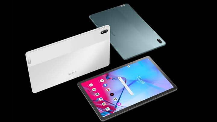Lenovo Tab P11 5G and P12 Pro 5G tablets launched