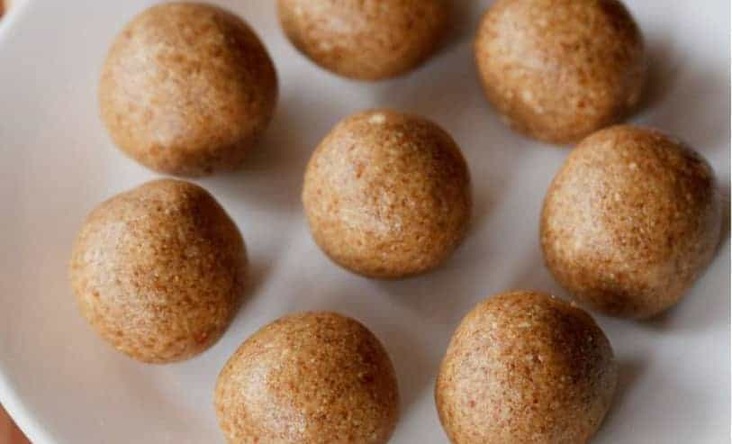 Peanut Ladoo Recipe
