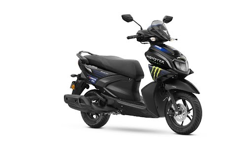 Yamaha RayZR 125 Fi Hybrid Monster Energy MotoGP Edition launched in India