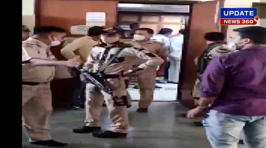 delhi gun shoot - updatenews360