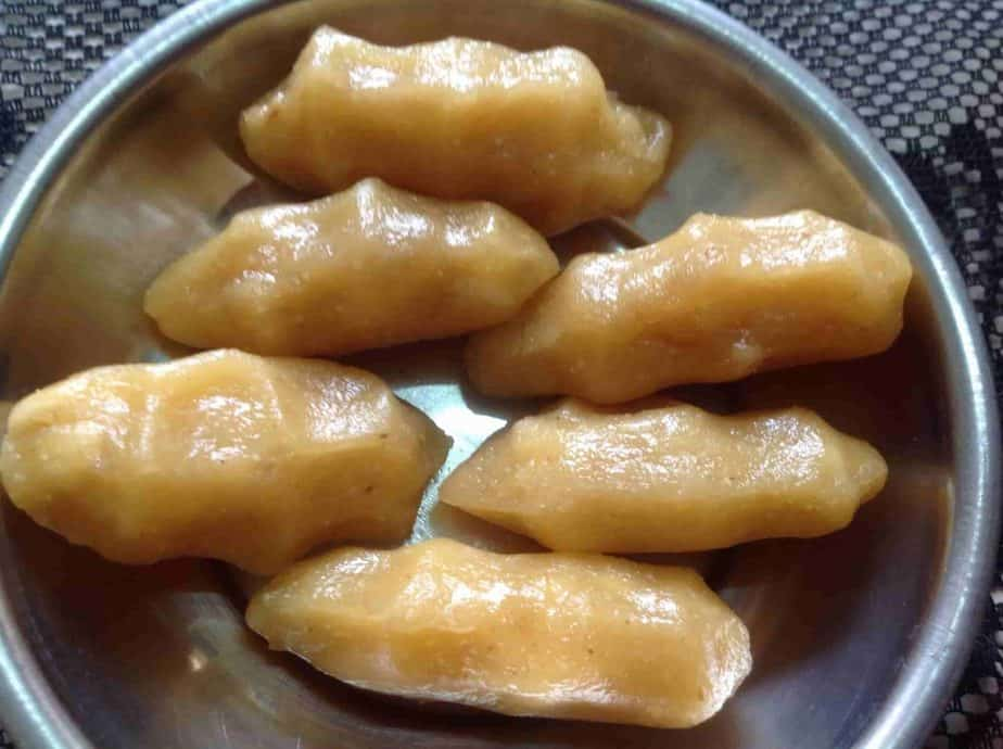 how to make sweet pidi kozhukattai