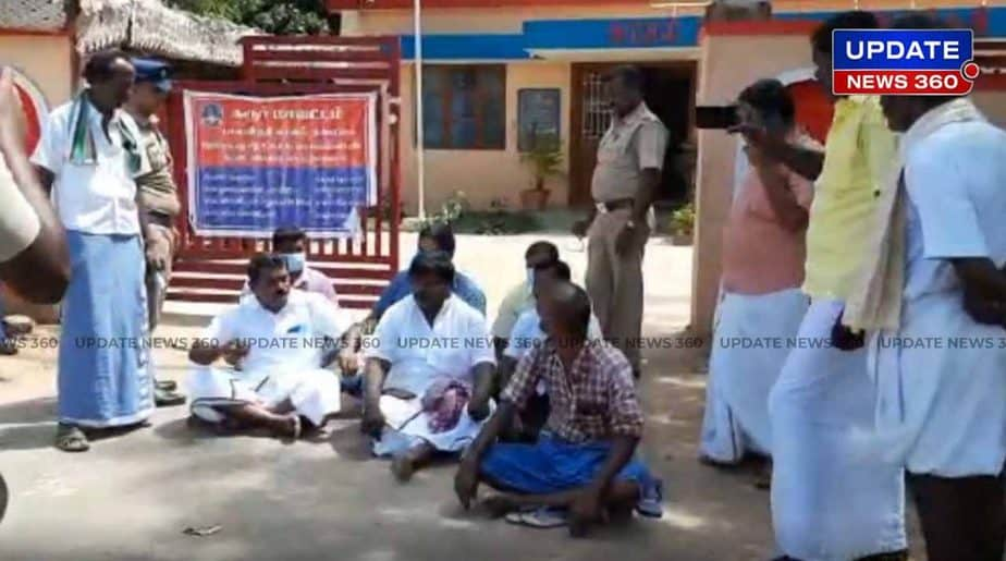 karur protest - updatenews360