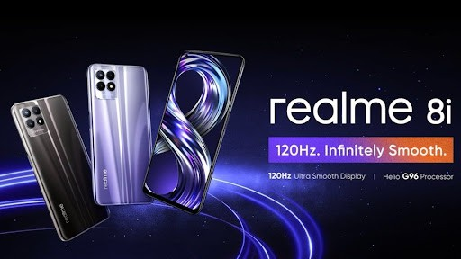 Realme 8s 5G, 8i, and Realme Pad launched in India
