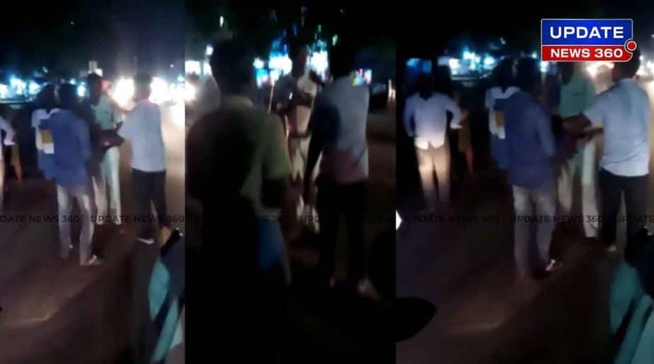 Police Attack -Updatenews360