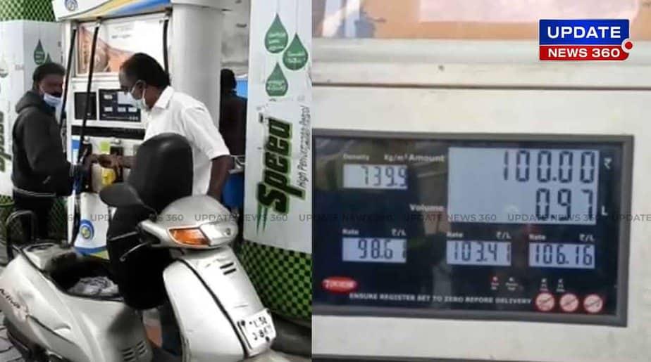 Speed Petrol Rate -Updatenews360