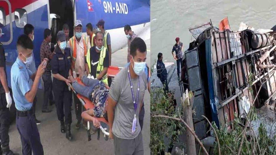 nepal-bus-accident - updatenews360